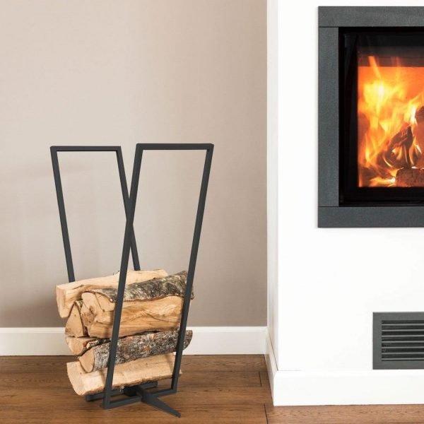 Fire wood holder